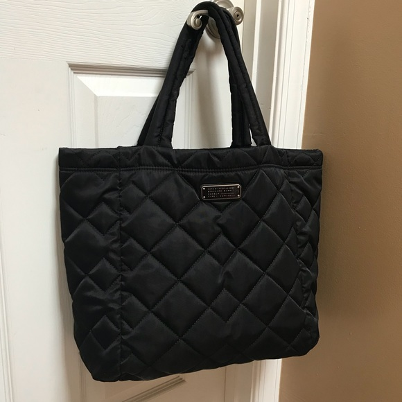 aabfd77ef Marc by Marc Jacobs Quilted Nylon Tote. M_5b6f5bcdbf7729dbdb5520c5